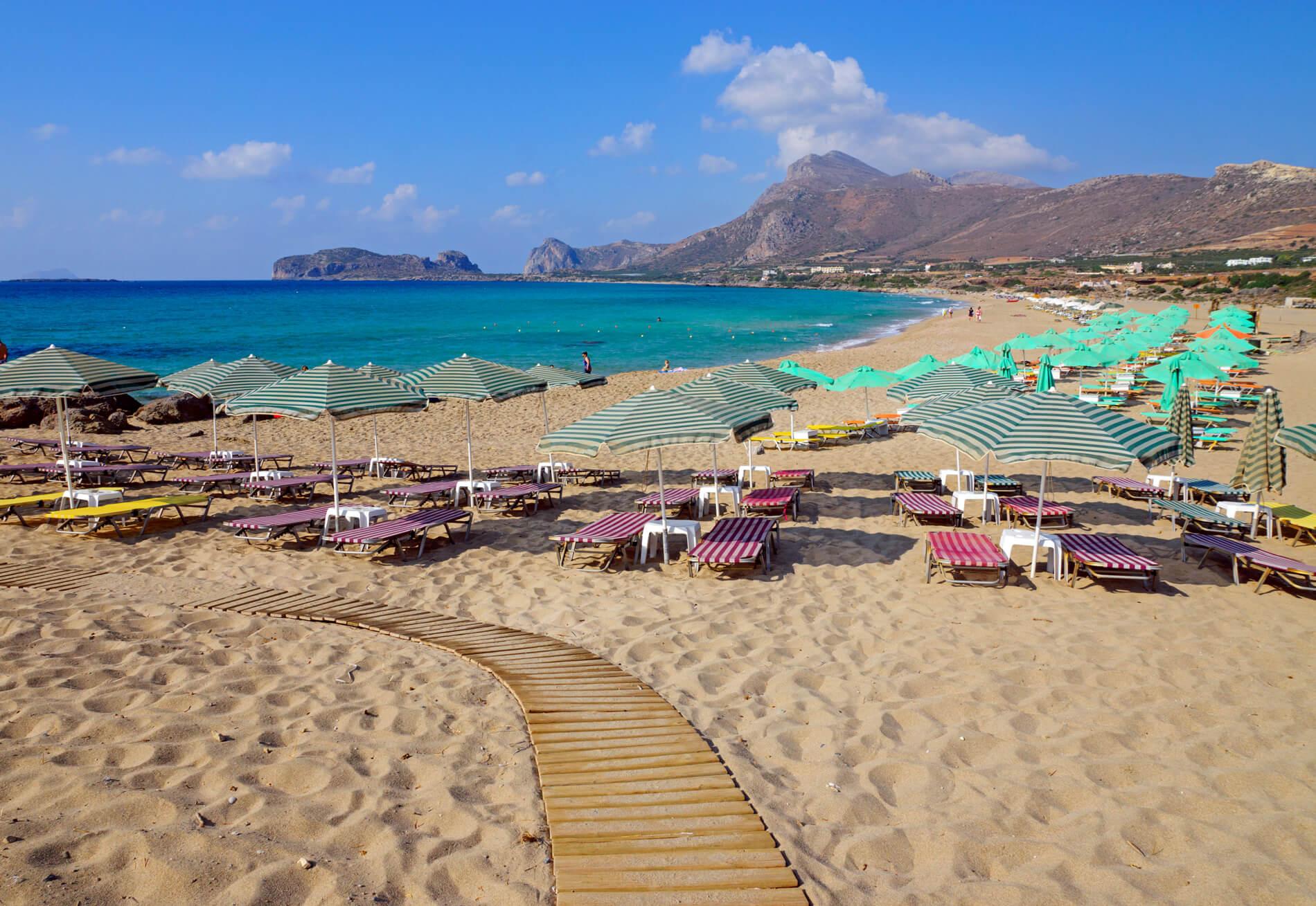 Elite Crete - Luxury Tourism in Chania, Crete - Falassarna