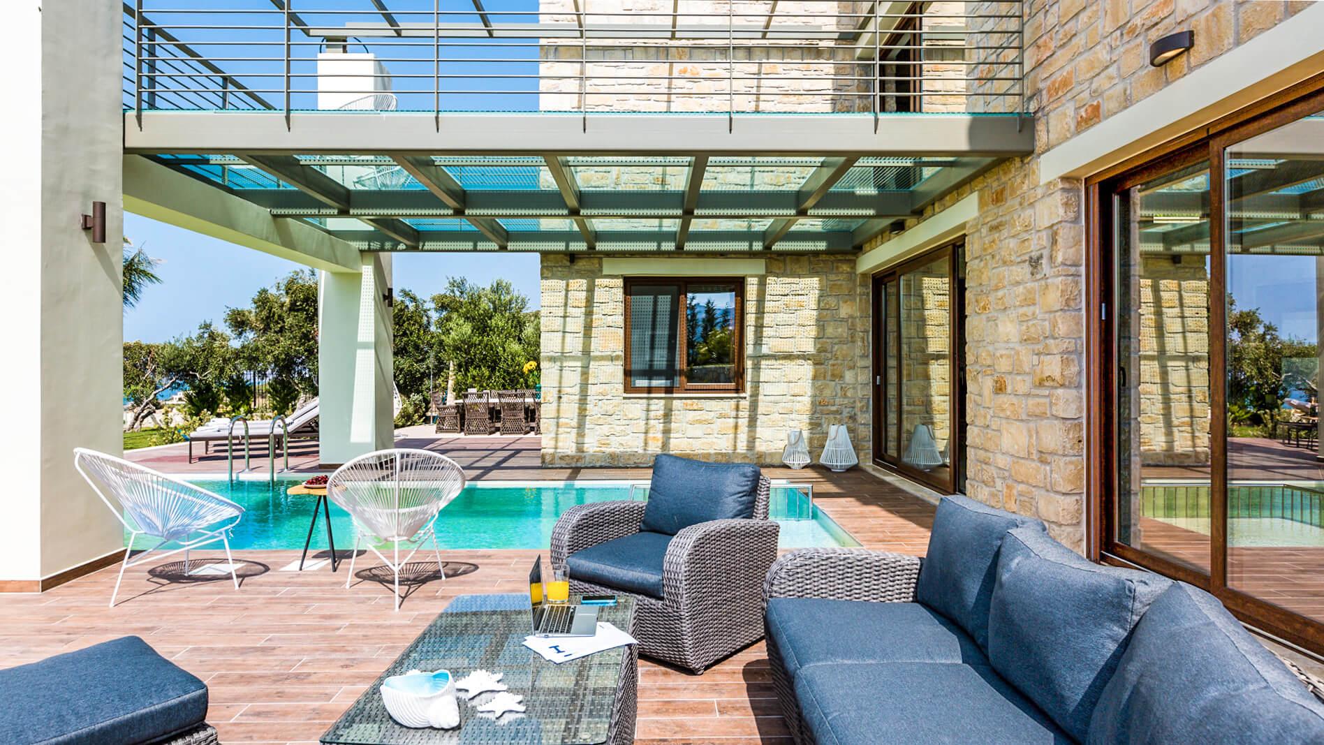 Elite Crete - Luxury Tourism in Chania, Crete - Villa Emilia