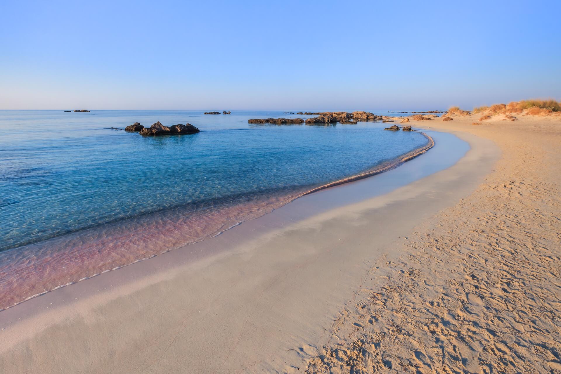 Elite Crete - Luxury Tourism in Chania, Crete - Elafonisi