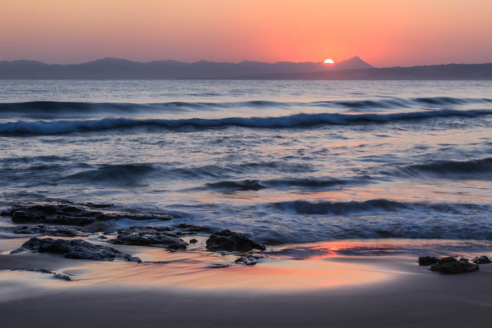 Elite Crete - Luxury Tourism in Chania, Crete - Sunrise